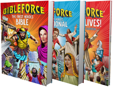 BibleForce Book Products