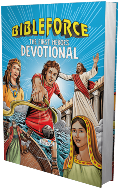 The First Heroes Devotional