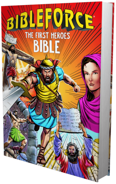 Bible Force The First Heroes Bible