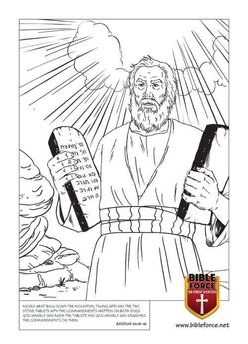Bibleforce Colouring Pages Download Your For Free.