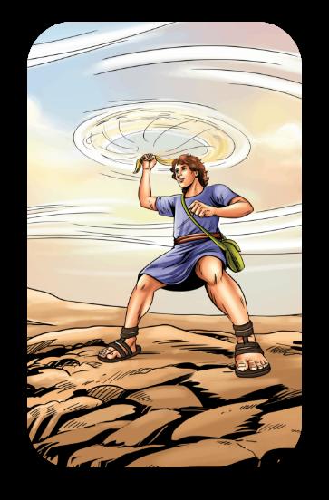 David - From Shepherd to King & Slayer of Goliath