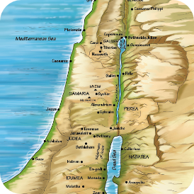 Israel during the time of Jesus