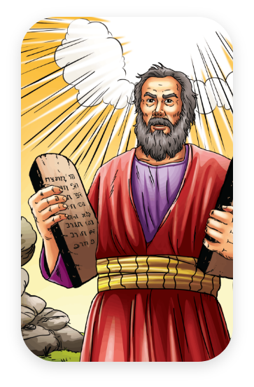 Moses - The Deliverer & Leader of the Israelites from Egypt