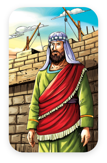 Nehemiah - The Man Behind the Wall & Protector of Jerusalem