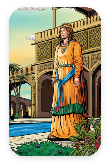 Esther - A Heroic Queen. Brave, Wise and Beautiful